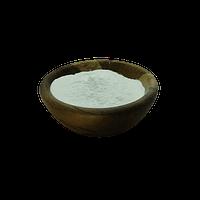 Xanthan Gum in acacia bowl