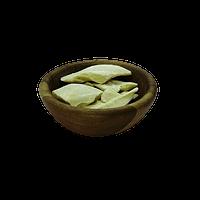 Organic Unrefined Cocoa Butter in bowl