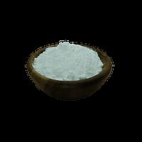 sodium bicarbonate (baking soda) in acacia bowl