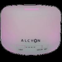 Taiko ultrasonic cool mist diffuser pink light