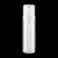 200ml Clear PET Foaming Pump Bottle