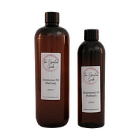 2 Grapeseed Oil refined 500ml & 250ml