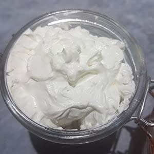 Whipped Body Butter top